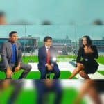 Sourav Ganguly TROLLing Sachin Tendulkar, Rahul Dravid, VVS Laxman With 'Gentleman' Remark During ICC Cricket World Cup 2019 Semi-Final 1 Between India-New Zealand is Unmissable | WATCH VIDEO