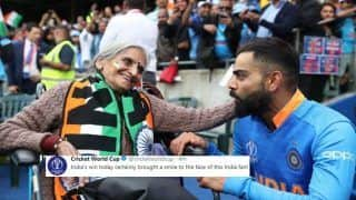 Virat Kohli's Gesture Towards 87-Year-Old Indian Daadi After India Beat Bangladesh to Reach Semi-Finals in 2019 ICC World Cup is Unmissable | WATCH VIDEO