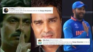 Sanjay Manjrekar TROLLED For Bias Commentary During India vs Bangladesh ICC Cricket World Cup 2019 Match at Edgbaston | SEE POSTS