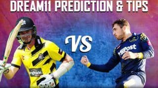 Dream11 Team GLA vs GLO Vitality T20 Blast 2019 – Cricket Prediction Tips For Today's Vitality T20 Blast Gloucestershire vs Glamorgan at College Ground in Cheltenham