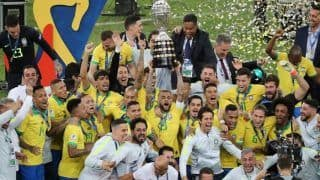 Everton, Gabriel Jesus, Richarlison Score as Brazil Defeat Peru 3-1 to Win Copa America 2019