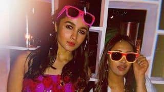 Alia Bhatt Helps Best Friend Akansha Ranjan Kapoor as Latter Prepares For Bollywood Debut