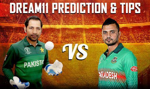 Pak Vs Ban Live Cricket Score Dream11 Team Check Pak