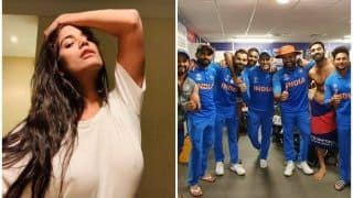 Poonam Pandey Hails Virat Kohli-Led Men in Blue After India Beat Bangladesh in 2019 Cricket World Cup | SEE PIC