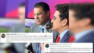 Waqar Younis Recalls Sachin Tendulkar's Debut in a Heartfelt Tweet, Wins Over Social Space | SEE POST
