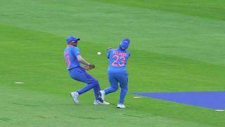 Kuldeep Yadav-Hardik Pandya Drop Easy Catch After Bad Calling During India vs Sri Lanka 2019 ICC Cricket World Cup Match | WATCH VIDEO