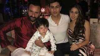 Saif Ali Khan Has THIS to Say on Son Ibrahim Khan's Bollywood Debut
