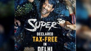 Super 30: Hrithik Roshan's Film Declared Tax-Free in Delhi