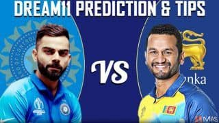 Dream11 Team Prediction Sri Lanka vs India ICC Cricket World Cup 2019 - Cricket Prediction Tips For Today's World Cup Match SL vs IND at Headingley, Leeds