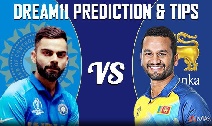 SL vs IND LIVE cricket Score: Dream11 Team - Check SL Dream11 Team