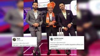 Gautam Gambhir's Morphed Image Promoting BJP Colours Go Viral Ahead of India vs Sri Lanka 2019 ICC Cricket World Cup Match, Fans Request Not to Involve Politics | SEE PIC