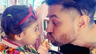 This Picture of Kunal Kemmu Playing With Daughter Inaaya Naumi Kemmu is The Cutest Thing You Will See on The Internet Today