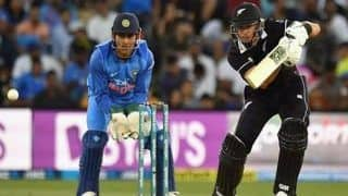 MS Dhoni or Ross Taylor? ICC Cricket World Cup 2019 Semi-Finals 1 Between India-New Zealand Could be The Last ODI For One of Them