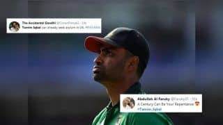 Tamim Iqbal TROLLED For Dropping Easy Catch of Rohit Sharma During India vs Bangladesh ICC Cricket World Cup 2019 Match | SEE POSTS
