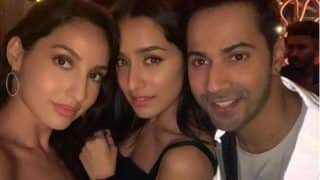 Street Dancer 3D: Shraddha Kapoor, Varun Dhawan, Nora Fatehi Attend Wrap up Party