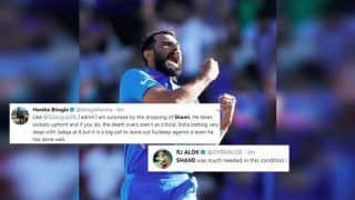 Fans Criticise India Captain Virat Kohli, BCCI For Not Picking Mohammed Shami For ICC Cricket World Cup 2019 Semi-Final Between India-New Zealand | SEE POSTS