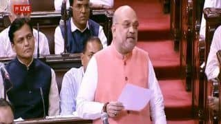 Why Did Nehru go to The UN Despite Kashmir's Accession to India, Amit Shah Asks Congress