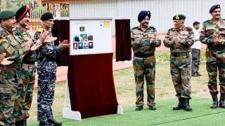 Remembering Heroes: Armed Forces Chief Pay Tribute at Kargil War Memorial in Dras