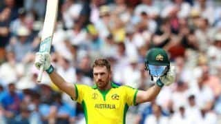 Lost in First 10 Overs of The Game: Aaron Finch on Australia-England Semi-Finals