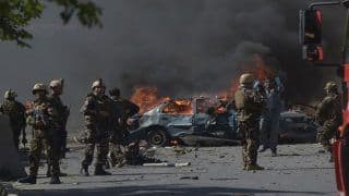 12 Killed, 179 Injured in Afghan Suicide Car Bombing