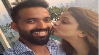 Ajinkya Rahane And His Wife Radhika Dhopavkar Set to Become Proud Parents, Team India Test Vice-Captain Shares Latest Pictures | SEE PICS