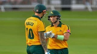 Dream11 Team LEI vs WAR North Group, Vitality T20 Blast 2019 - Cricket Prediction Tips For Today's T20 Match Leicestershire vs Warwickshire at Grace Road in Leicester