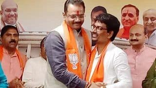 Former Congress MLAs Alpesh Thakor And Dhavalsinh Zala Join BJP