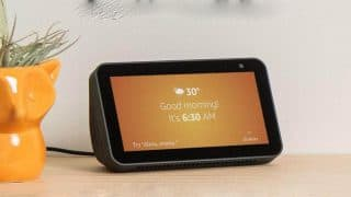 Amazon Echo Show 5 to go on sale during Amazon Prime Day sale; to cost Rs 8,999