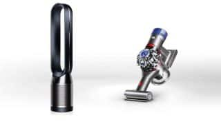 Dyson V7 Trigger handheld Vacuum and Pure Cool tower air purifier launching on Amazon Prime Day