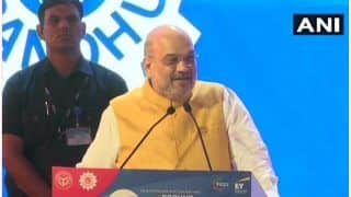 Amit Shah Lays Foundation of Over 250 Projects Worth Rs 65,000 Crore at UP Investors Summit