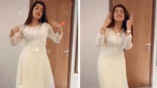 Bhojpuri Bombshell Amrapali Dubey Flaunts Her Hot Thumkas on 'Wakhra Swag' - Watch Viral Tik Tok Video
