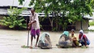 Assam Flood: Brahmaputra Water Level Drops Marginally; 54 Lakh People Affected