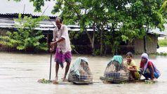 Assam Flood: असम में बाढ़ से स्थिति बनी गंभीर,अबतक 59 लोगों की मौत, 33 लाख से अधिक प्रभावित