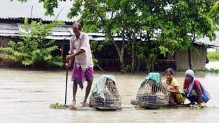 Assam Floods: Watch The Heart-Wrenching Videos of The Floods Here