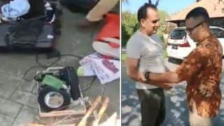 Indian Family Caught Stealing Accessories From Bali Hotel, Video Goes Viral