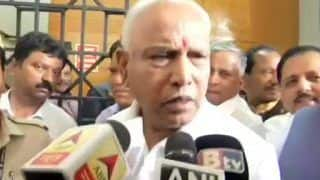 Karnataka CM Yediyurappa Assures 'Full Protection' to Muslims in State Ahead of Bakr Eid