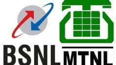 Cabinet Nod to BSNL-MTNL Merger, VRS, 4G Spectrum Allocation