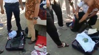 बाली के होटल से भारतीय सैलानियों ने चुराए सामान, वायरल वीडियो देख झुक जाएगा आपका सिर