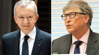Louis Vuitton Owner Bernard Arnault Replaces Microsoft's Bill Gates as World's 2nd Richest Person