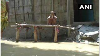 Bihar Flood: बिहार की प्रमुख नदियों का जलस्तर घटा, संकट बरकरार, 55 लाख लोग प्रभावित