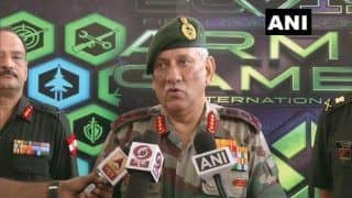 'Indian Army Hasn't Left Any Area Unguarded,' Says Chief Bipin Rawat on 20 Years of Kargil