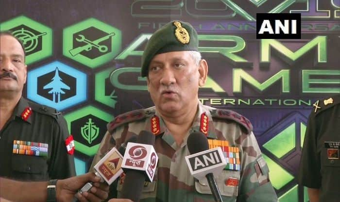 Indian Army Hasn't Left Any Area Unguarded,' Says Chief Bipin Rawat