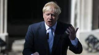 Boris Johnson Convenes First Cabinet Meeting, Steadfast on Brexit Date