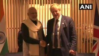 PM Modi Talks to UK PM Over Recent Violence Against Indians in London