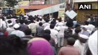 Maharashtra: One Killed, 10 Others Rescued After Roof of Building Collapses