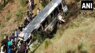 HP: 3 Die, Including 2 Students, After School Bus Rolls Into Gorge Near Shimla