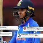 Netizens Wish ICC World Number One Batswoman Smriti Mandhana on Her 23rd Birthday | SEE POSTS