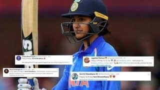 Netizens Wish ICC World Number One Batswoman Smriti Mandhana on Her 23rd Birthday | SEE POSTS
