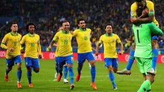 Brazil vs Peru Copa America 2019 Final: Live Streaming In India Where And When To Watch BRA vs PER TV Broadcast, Online In IST, Starting 11, Squads, Match Preview