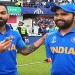 Indian Cricket Captain Virat Kohli Interviews Rohit Sharma After India Defeated Sri Lanka In Last League Game Of ICC World Cup 2019 To Face New Zealand In Semi-Final | WATCH VIDEO